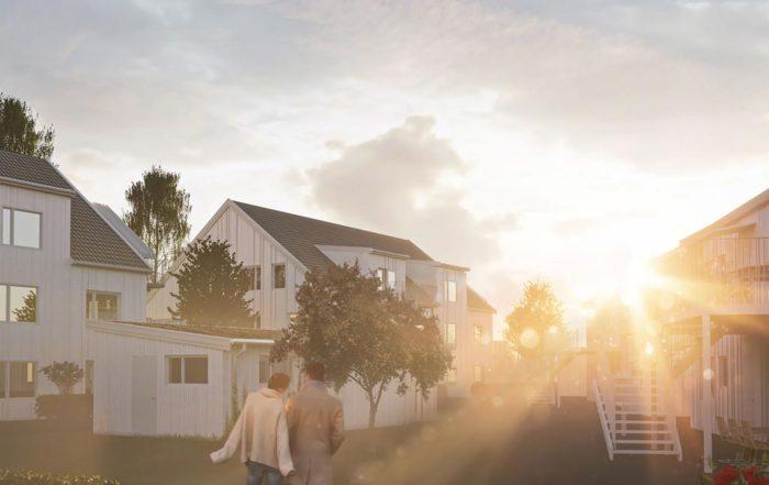 Ventilationsentreprenad för Brf Björkängen